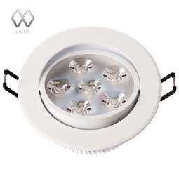 фото Встраиваемый светильник MW-Light Круз 637012806 MW-Light