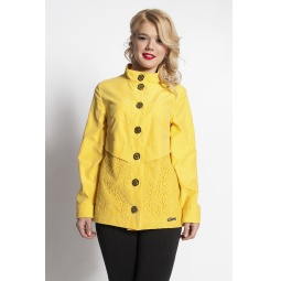 "Купить Куртка ""Симона"" - желтый"