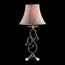 Купить Настольная лампа Eurosvet 3294/1T античная бронза Strotskis Eurosvet
