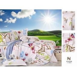 Купить Постельное белье Поплин семейное Дуэт П35-4 Valtery