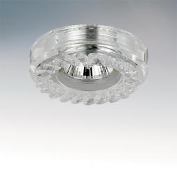 фото Встраиваемый светильник Lightstar Rosa Cyl 002041 Lightstar