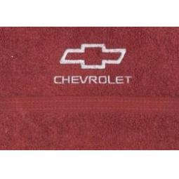 Купить Махровое полотенце 50х90 CHEVROLET