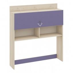 Купить Надстройка для стола 'Мебель Трия' Аватар СМ-201.09.001 каттхилт/лаванда