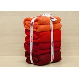 фото Набор Махровых полотенец из 4 шт Hobby 70*140 см plt089-7 Турция