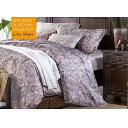 фото Постельное белье Сатин 1,5 спальный ts01-676 Tango