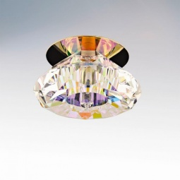 фото Встраиваемый светильник Lightstar Rose Cr 004031-G5.3 Lightstar