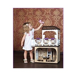 Купить Дом КОЛЛЕКЦИЯ с мебелью