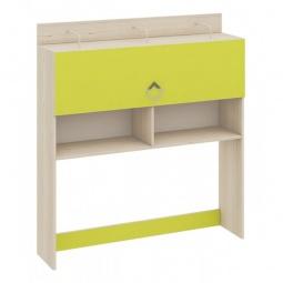 Купить Надстройка для стола 'Мебель Трия' Аватар СМ-201.09.001 каттхилт/лайм