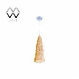фото Подвесной светильник MW-Light Ротанг 2210138 MW-Light