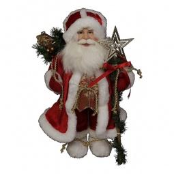Купить Дед Мороз 'Mister Christmas' (40 cм) PC-DM-40