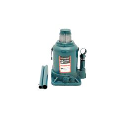 Купить Домкрат бутылочный FORSAGE 92007, 20т низкий с клапаном (h min 190мм, h max 340мм)