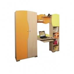 Купить Стенка для детской 'Олимп-мебель' Тони-1 4220227
