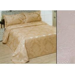фото Покрывало Tropik розовое 180*230 см + 2 наволочки 50*70 см pk504-2 Tango