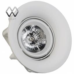 фото Встраиваемый светильник MW-Light Барут 499010601 MW-Light