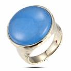 Купить ELLE кольцо с кварцитом и рубином 21036