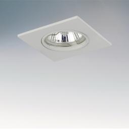 фото Встраиваемый светильник Lightstar Qua 011930 Lightstar