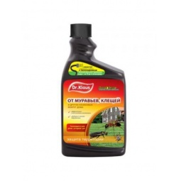Купить Запасной флакон Dr. Klaus Insect Super от муравьев, клещей др. насекомых 1л