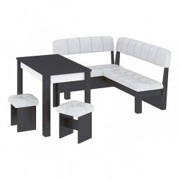 Купить Набор кухонный 'Мебель Трия' Альфа венге цаво/белый