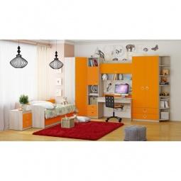Купить Набор для детской 'Мебель Трия' Аватар ГН-201.004 каттхилт/манго