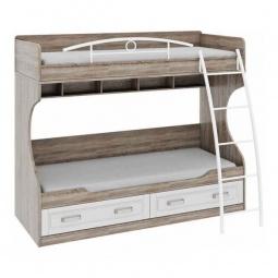 Купить Кровать двухъярусная 'Мебель Трия' Прованс СМ-223.11.002