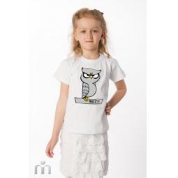 Купить Детская футболка «Сова (2)»