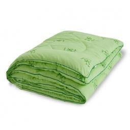Купить Одеяло Бамбук в хлопке 140х205 см теплое 74315989 Легкие Сны