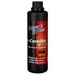 фото Power System L-Carnitin Attack 60000mg