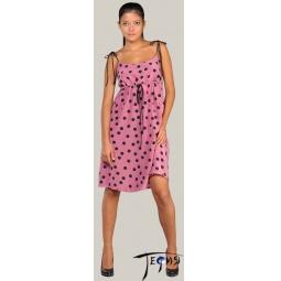 Купить Платье-сарафан  из 100% шелка  арт. Ш-52