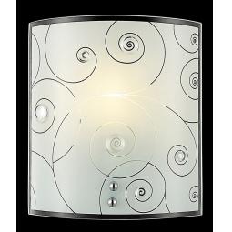 фото Настенный светильник Eurosvet 3700 3745/1 хром Eurosvet