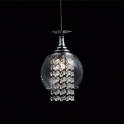 фото Подвесной светильник Crystal Lux Chik SP1 Crystal Lux