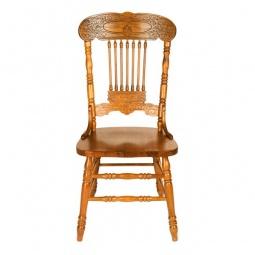Купить Набор стульев 'Tetchair' 838 S дуб в красноту (5 шт.)