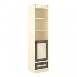 Купить Шкаф комбинированный 'Любимый Дом' Калипсо 509.140 штрихлак/сонома эйч темная