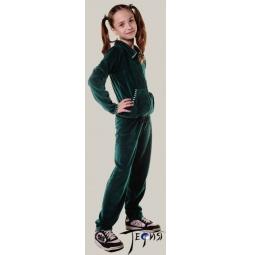 Купить Детский велюровый костюм  14-116
