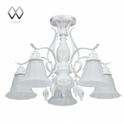 фото Потолочная люстра MW-Light Версаче 639011605 MW-Light