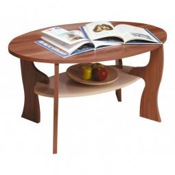 Купить 'Олимп-мебель' Стол журнальный Маджеста-4 1300627 ясень шимо темный/ясень шимо светлый