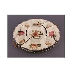 Купить Менажница 'Porcelain manufacturing factory' 388-100