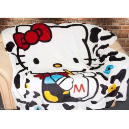 фото Плед микрофибра Hello Kitty 150х200 см pld289 Tango