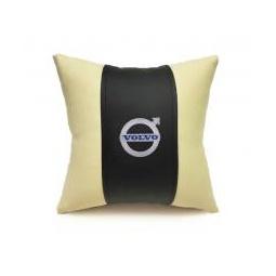 Купить Автомобильная подушка из эко-кожи VOLVO
