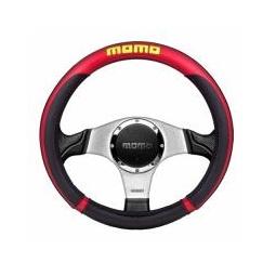 Купить Оплетка на руль MOMO (экокожа)