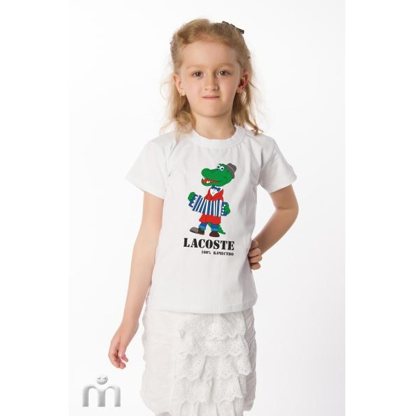 Купить Детская футболка «Lacoste»
