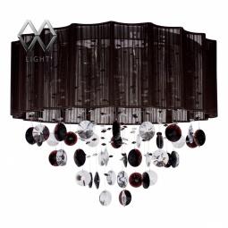 фото Потолочная люстра MW-Light Каскад 244018910 MW-Light