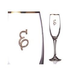 Купить Бокал для шампанского 'АРТИ-М' 802-510034
