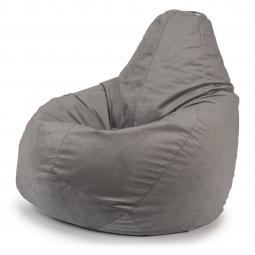 """Купить Кресло мешок """"Comedy Vellut Grey"""""""