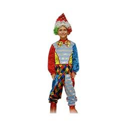 Купить Клоун с париком, рост 134