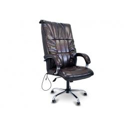 Купить Офисное массажное кресло EGO BOSS EG1001 Шоколад в комплектации LUX