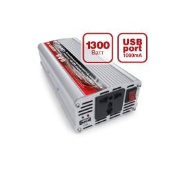 Купить Автомобильный инвертор 24/220V IN-1300W-24