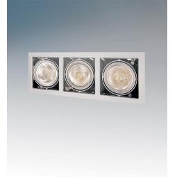 фото Встраиваемый светильник Lightstar Cardano 111 214630 Lightstar