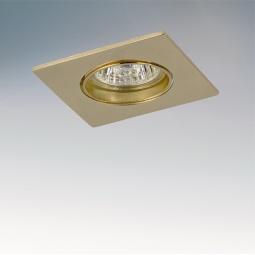 Купить Встраиваемый светильник Lightstar Qua 011952 Lightstar