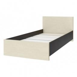 Купить Кровать односпальная 'Столлайн' Гриф СТЛ.063.01-01 дуб феррара/клен