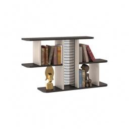 Купить Полка навесная 'Мебель Трия' Тип 1 венге цаво/дуб молочный
